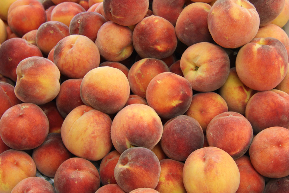 Kokopelli Farms Peaches